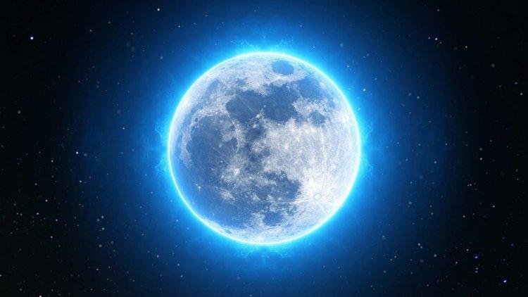 Нов модел на NASA твърди, че Луната е родена от земни материали