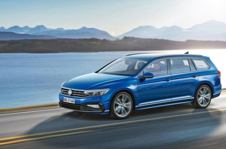 """Volkswagen"" представи фейслифта на Passat"