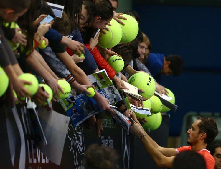 16-ият в света Даниил Медведев е шампионът на Sofia Open 2019