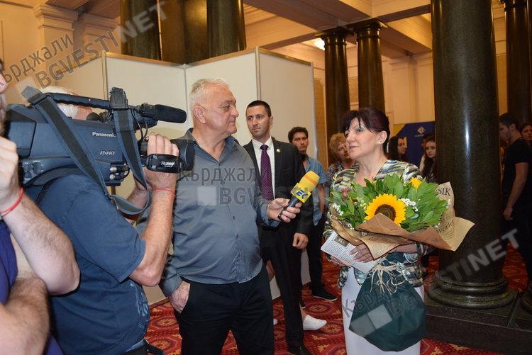 Цвета Караянчева: Преди 140 години нашите предци са приели една от най-демократичните конституции в Европа
