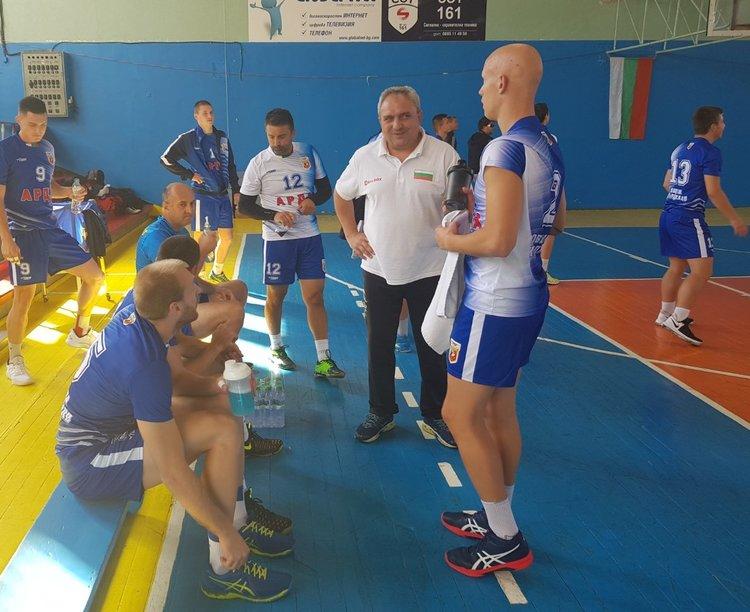 """Нова победа за волейболна Арда, която """"бетонира"""" първо място в класирането"""