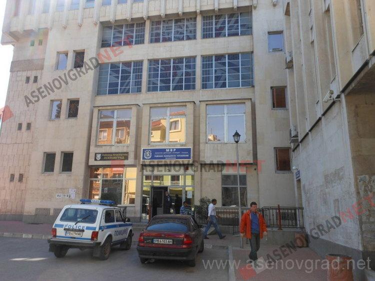 Спипаха асеновградчанин, обрал жена в магазин