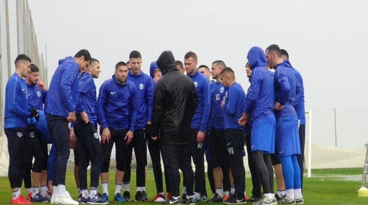 АРДА поднови тренировки и излиза днес срещу казахстанци