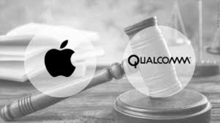 Qualcomm иска Apple да плати $31 млн. заради нарушени патенти