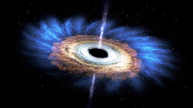 Черните дупки са странни, но белите са още по-странни