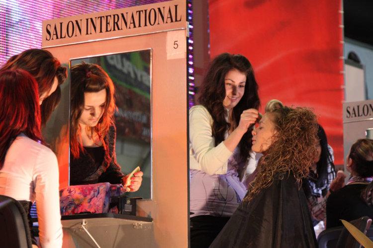 Италиански фестивал на красотата и прическата в Пловдив