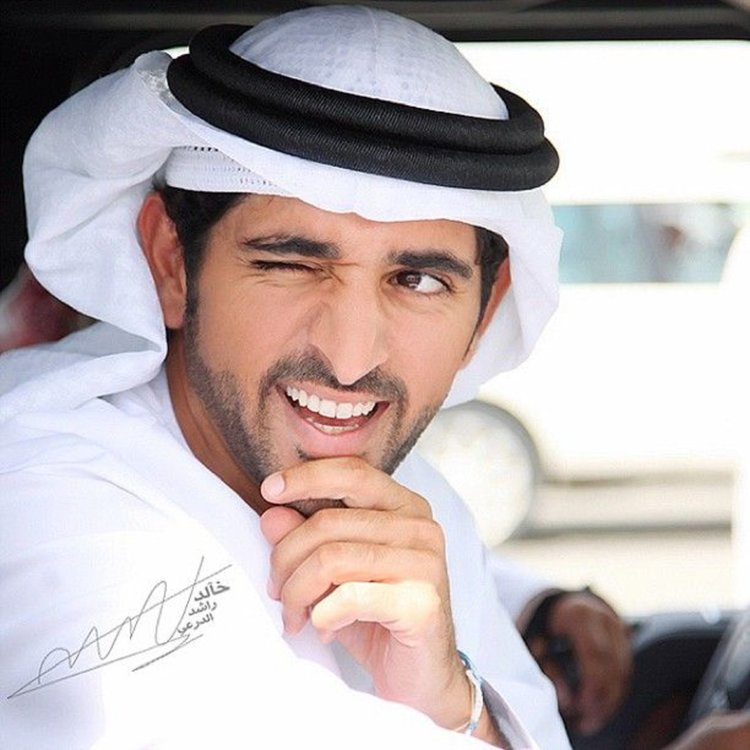 Принцове и принцеси-Дубай