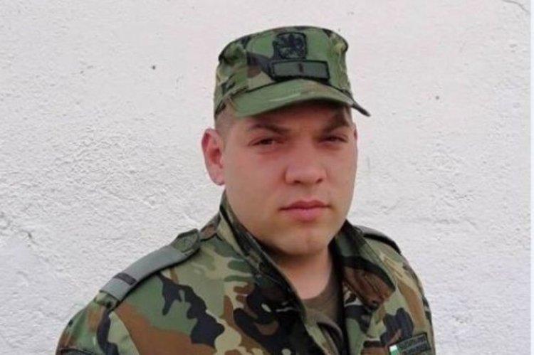 Военнослужещ от 61-ва механизирана бригада в Карлово спаси дете от придошла река