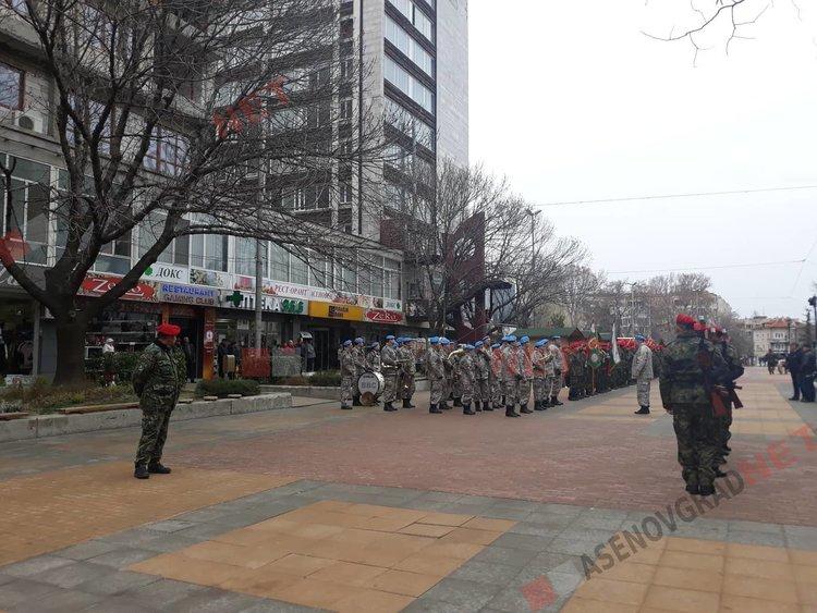 Денят на ракетните войски и артилерията бе тържествено отбелязан в Асеновград