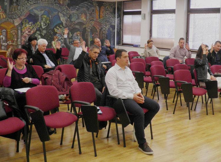 Кметът Папазов участва в извънредно заседание на Асоциацията по ВиК