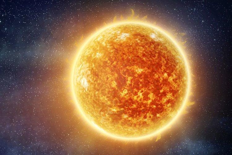 Мощно слънчево изригване ударило Земята в библейски времена