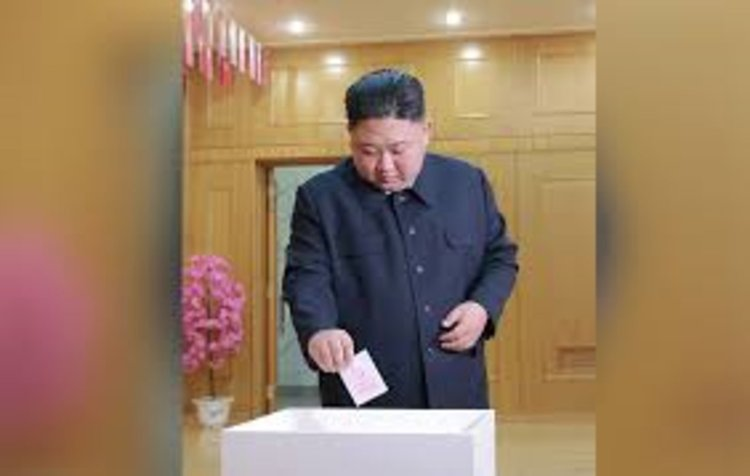 99,99% от населението на Северна Корея гласува на избори с един кандидат