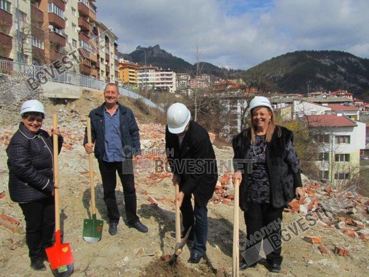 Тръгна строителството на общински жилища за бедни, болни и самотни хора