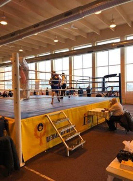 Веселина Тихомирова откри кръг от Държавното първенство по бокс – юноши младша възраст