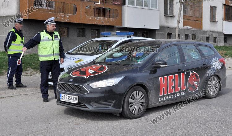 По -малко катастрофи, убити и ранени по пътищата на Хасково