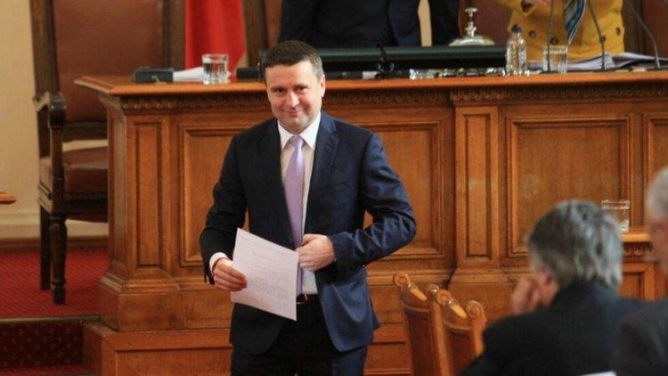 Бойко Атанасов е новият шеф на Комисията по финансов надзор