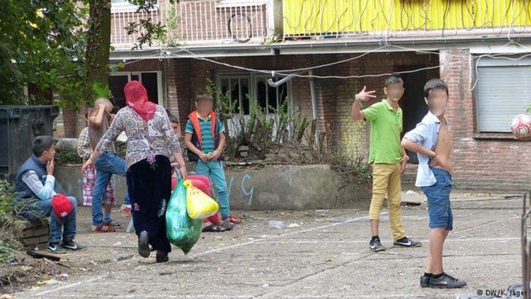 Българските роми в Германия: поредното възпаление