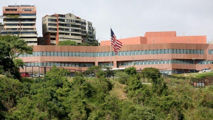 Американското посолство във Венецуела. Сн.: Wikimedia