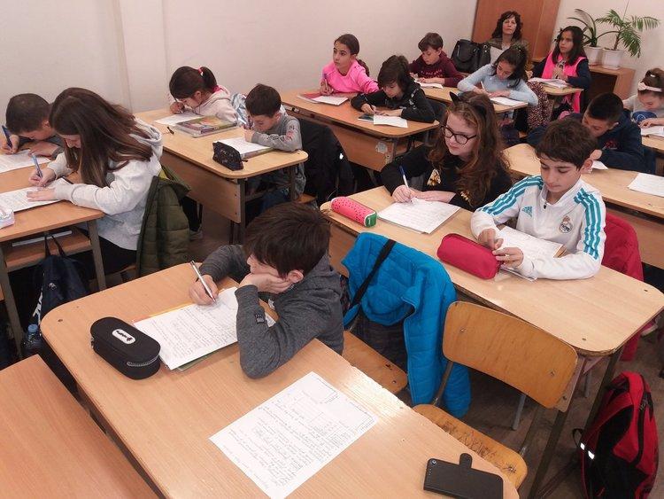 Иновативен бинарен урок по математика и информационни технологии