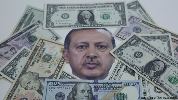 Ердоган докара Турция до рецесия, която удря и по Русия