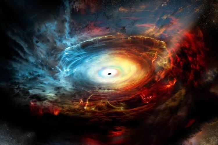 Използване на черните дупки за завладяване на космоса