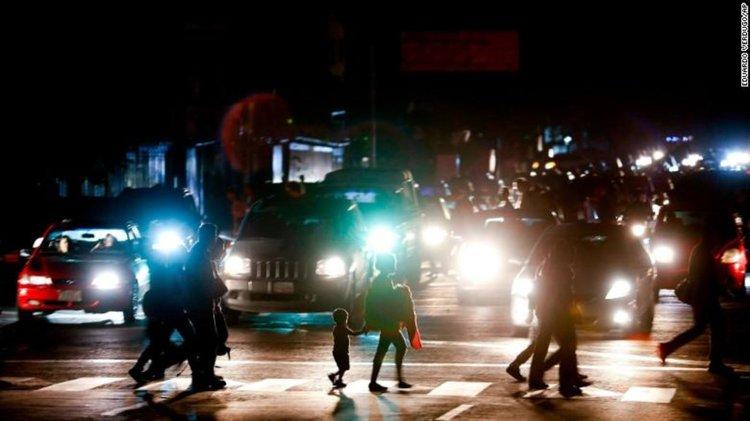 Венецуела отново без ток