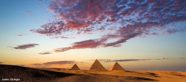 """""""Египетски загадки"""" по Viasat History от 1 април"""