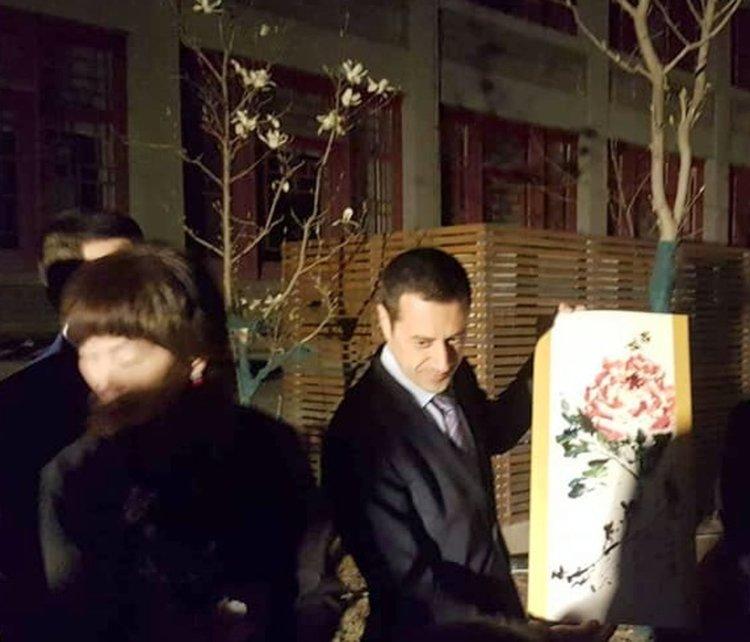 На бизнес парти в Пекин представиха Момчиловци и родопското мляко