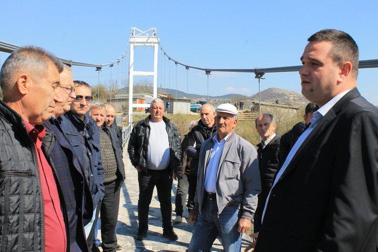 Никола Чанев готов да съдейства за ремонта на моста при Еровете