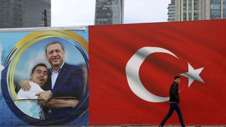 DW: Шамар за Ердоган