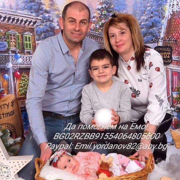 Зов за помощ: Спортен клуб по тенис на маса в Смолян организира благотворителен турнир в помощ на Емил Йорданов