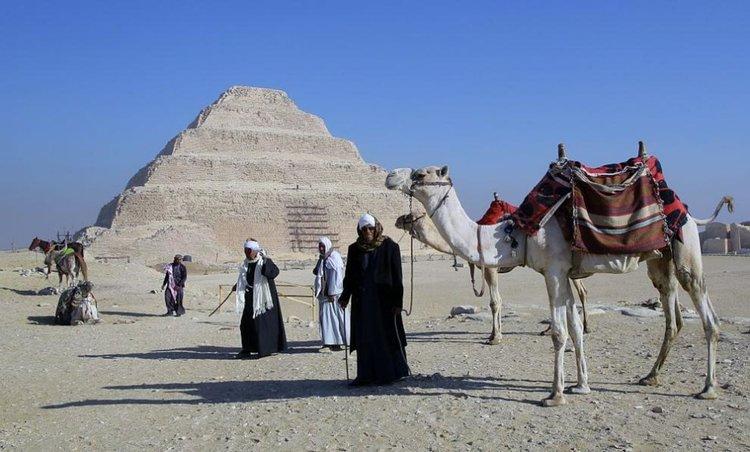 Гробница на повече от 2000 г. беше открита в Египет