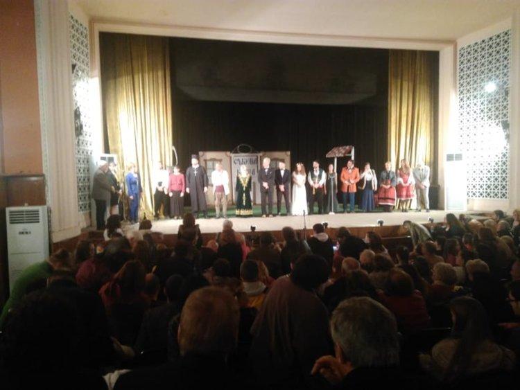 Повече от 65 главни роли за 50 години на сцената – бенефис на Иван Караславов