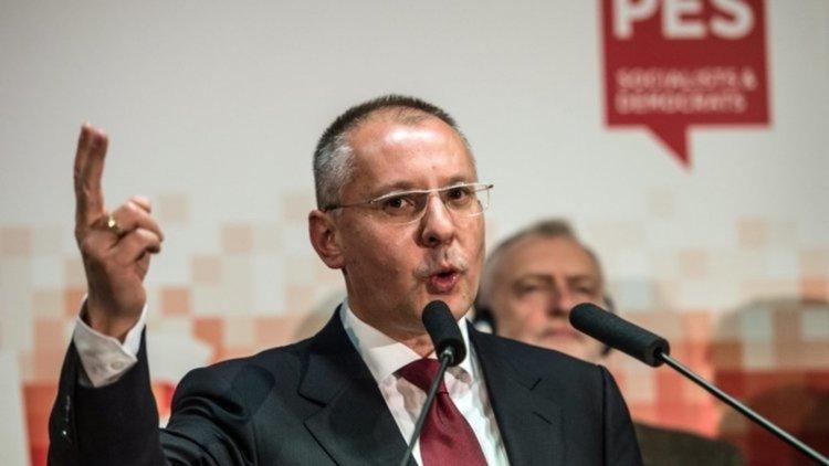 Станишев вън от червената евролиста, Емил Георгиев последен в списъка