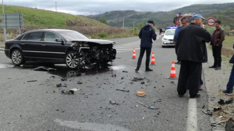 Лидерът на ДОСТ Лютви Местан е шофирал ударена кола при Загорско, катастрофата завърши със смърт