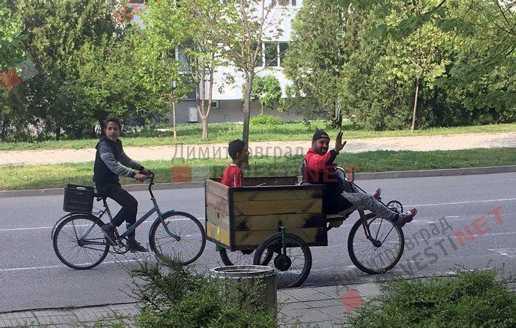 димитровградска рикша