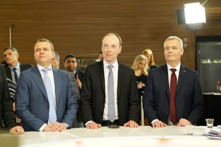 Социалдемократите печелят парламентарните избори във Финландия