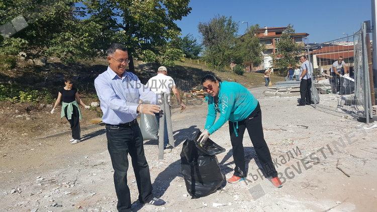 Пролетно почистване започва в Кърджали