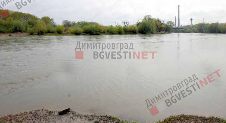 Нивото на р. Марица се е покачило под праговете за предупреждение– какво да правим при наводнения