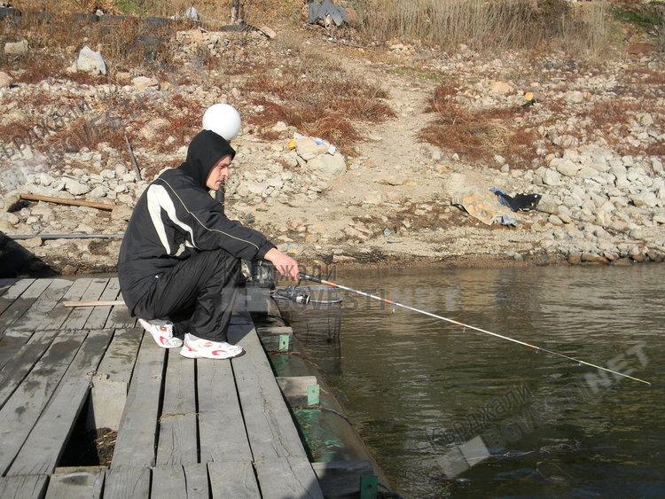 От днес влиза  в сила забраната за улов на риба в размножителния период