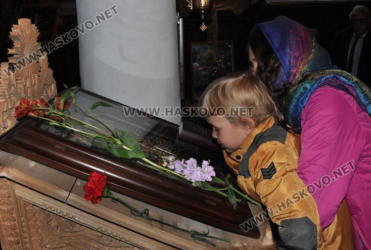 Над 2200 празнуват имен ден  в Хасковско на Цветница