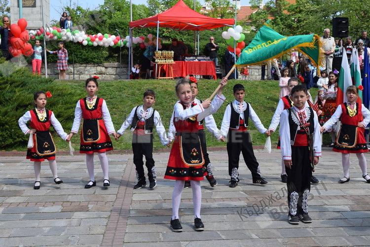 За осма поред година канят на Първомайско фолклорно надиграване в Кърджали