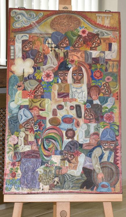 С изложба на картини, посветени на Асеновград, откриват Пролетните празници