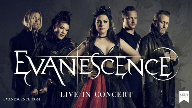 Evanescence обявиха европейско рок турне. България е в списъка