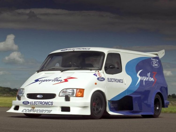 Ford SuperVan