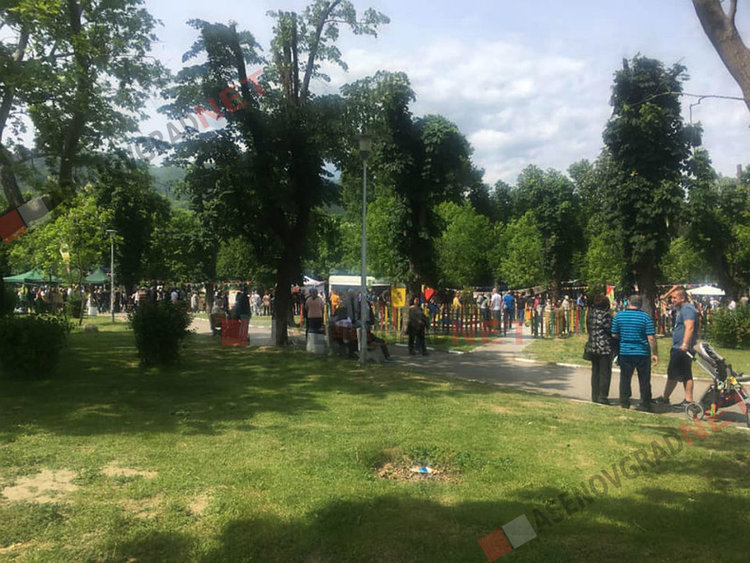 Президентът призова от Асеновград за затвор за корумпираните