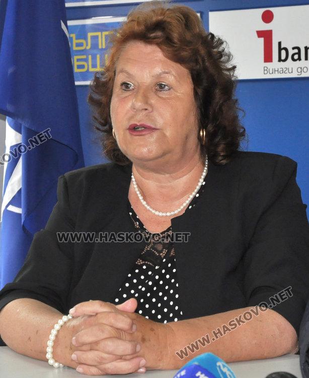 Мария Степанчева