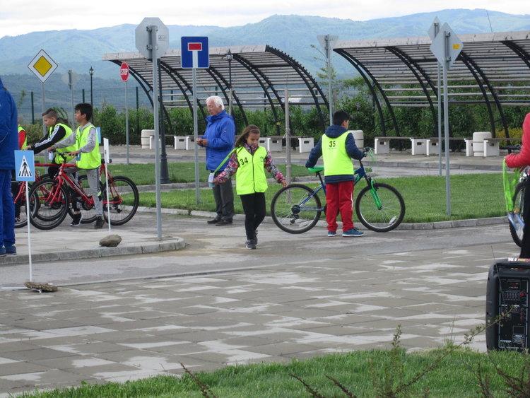 """Първомайските велосипедисти са без грешка в дисциплината """"Първа помощ"""""""