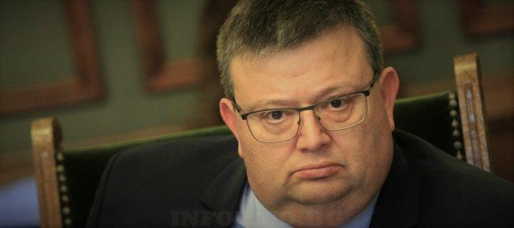 Цацаров поиска от ДАНС всички недекларирани сметки, имоти и офшорки на висши публични длъжностни лица
