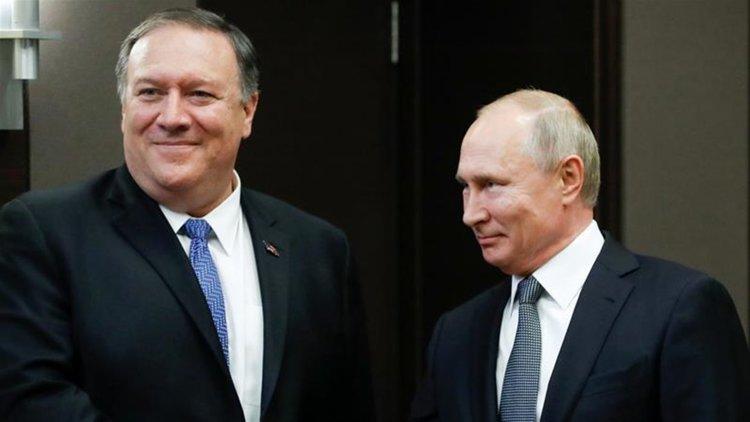 Помпео заяви на среща с Путин желанието на Тръмп за сътрудничество между Русия и САЩ